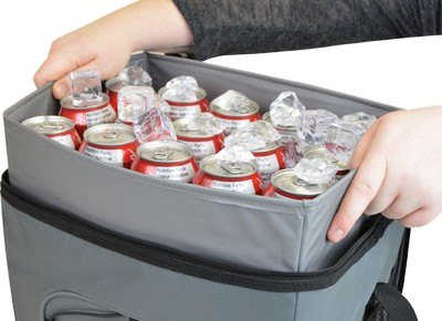 Rigid 40 Can Cooler Bag w/ Personalization