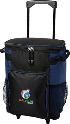 Surburban 36 Can Rolling Cooler Bag w/ Personalization