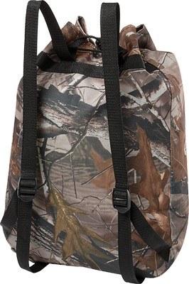 Camo Drawstring Sportspack w/ Personalization