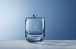 Picture of Customizable Etched 7'' Crystal Deluxe Ice Bucket