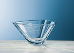 Picture of Customizable Etched Crystal Small Trio Bowl
