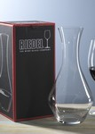 Picture of Custom Etched Crystal Riedel Merlot Carafe