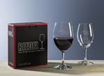 Picture of Custom Crystal Riedel Ouverture Magnum Wine Set