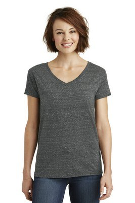 District Made®Ladies Cosmic Relaxed V-Neck Tee