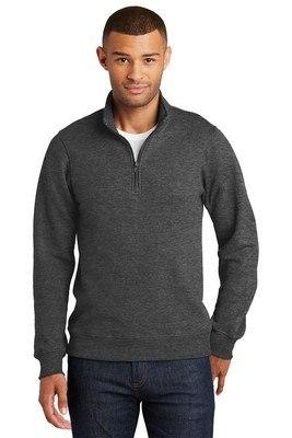 Port & Company®Fan Favorite Fleece 1/4-Zip Pullover Sweatshirt