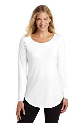 District Made®Ladies Perfect Tri®Long Sleeve Tunic