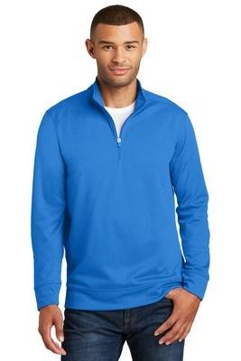 Port & Company®Performance Fleece 1/4-Zip Pullover Sweatshirt