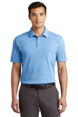 Port Authority® Coastal Cotton Blend Polo