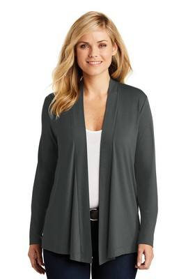 Port Authority®Ladies Concept Knit Cardigan