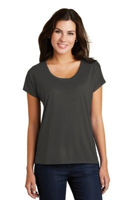 District Made Ladies Drapey Dolman Tee