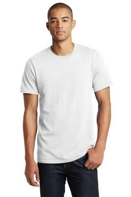 District Young Men's Short Sleeve White Bouncer Tee