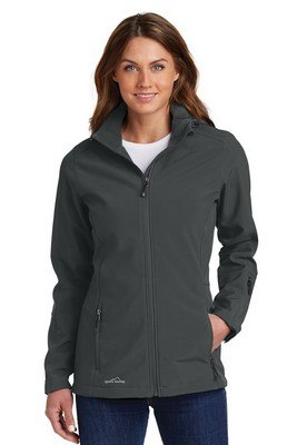 Eddie Bauer Ladies Hooded Soft Shell Parka