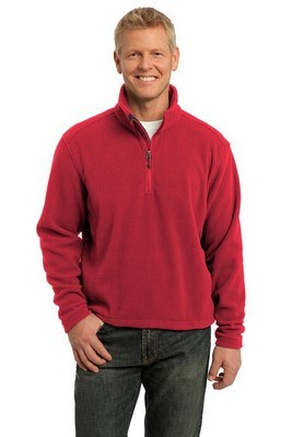 Port Authority Men's Fleece 1/4-Zip Pullover Jacket