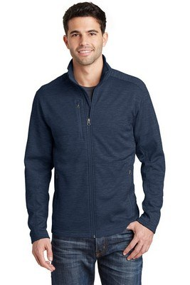 Port Authority Digi Stripe Fleece Jacket