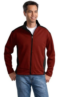 Port Authority Men's Two-Tone Soft Shell Jacket