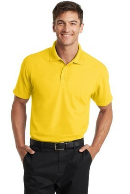 Port Authority Men's Short Sleeve Dry Zone Grid Polo