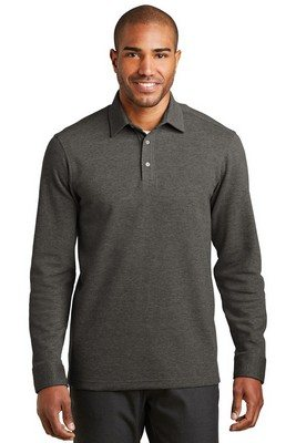 Port Authority Interlock Polo Cover-Up