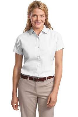 Port Authority Ladies Short Sleeve Easy Care Shirt