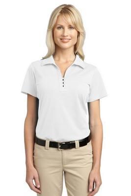 Port Authority Ladies Short Sleeve Tech Pique Polo