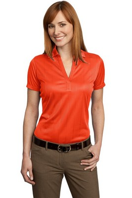 Port Authority Ladies Short Sleeve Performance Fine Jacquard Polo