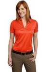 Picture of Port Authority Ladies Short Sleeve Performance Fine Jacquard Polo