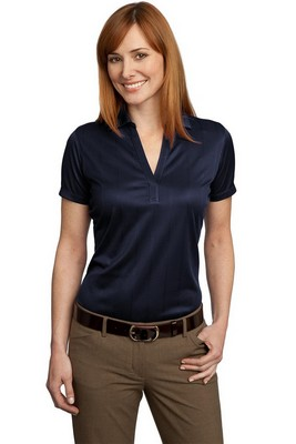 Port Authority Ladies Short Sleeve Performance Fine Jacquard Polo