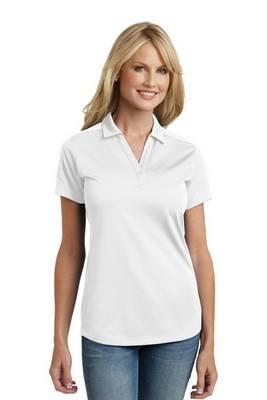Port Authority Ladies Short Sleeve Diamond Jacquard Polo