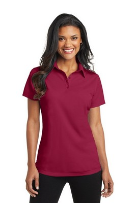 Port Authority Ladies Short Sleeve Dimension Polo