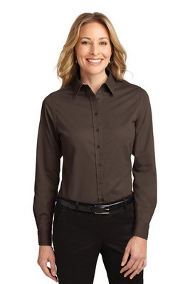 Port Authority Ladies Easy Care Long Sleeve Shirt