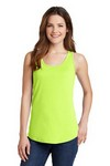 Picture of Port & Company Ladies 54-Oz 100% Cotton Tank Top