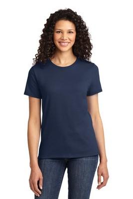 Port & Company - Ladies Essential Color T-Shirt