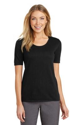 Port Authority Ladies Scoop Neck Sweater