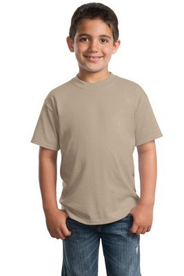 Youth Port & Company 50/50 Cotton/Poly T-Shirt