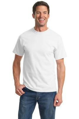 Port & Company Essential White T-Shirt
