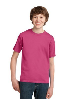 Port & Company Youth Essential Color T-Shirt