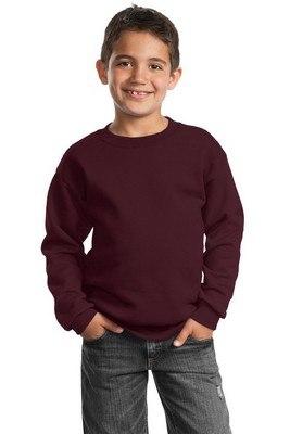 Port & Company Youth Crewneck Sweatshirt