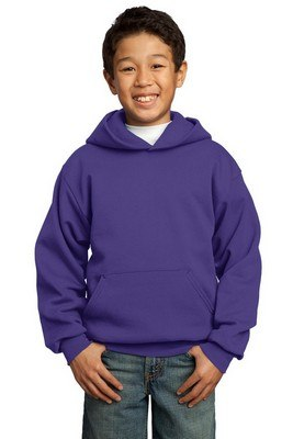 Port & Company - Youth Pullover Hooded Sweatshirt