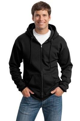Port & Company Ultimate Full-Zip Hooded Sweatshirt