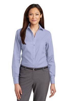 Red House Ladies Non-Iron Diamond Dobby Shirt