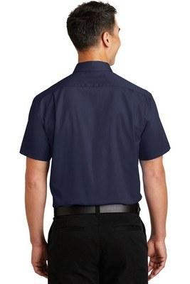 Port Authority Short Sleeve SuperPro Twill Shirt