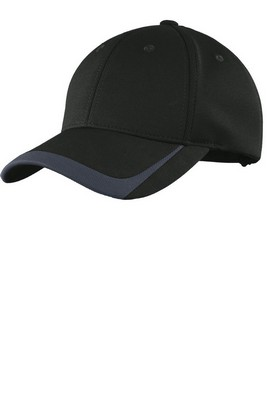 Sport-Tek Pique Colorblock Cap - Embroidered
