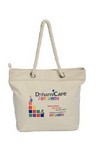 Picture of Trendy Rope Handle Tote