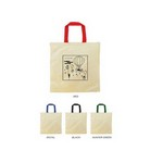 Picture of Tote Bag with Contrasting Web Handles