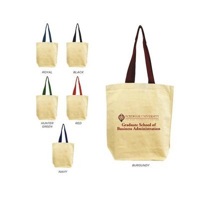 Multi Colored Tote Bag