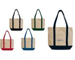 Picture of Two Tone Boat Tote