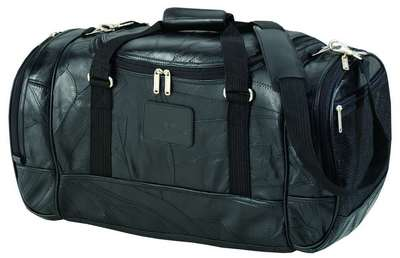 Legacy Leather Deluxe Travel Duffel