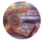 "Picture of Custom Logo 3.5"" Round Beverage Coaster"