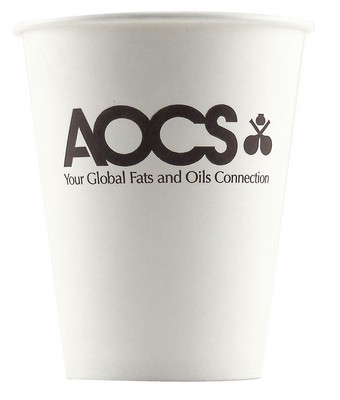 Customizable 12 oz. Hot/Cold Beverage Paper Cup
