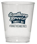 Picture of Customizable 5 oz. Clear Plastic Tumbler Cup