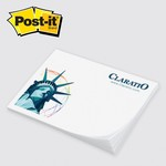 "Picture of Customizable 3""x4"" Post It® Full Color Notes"